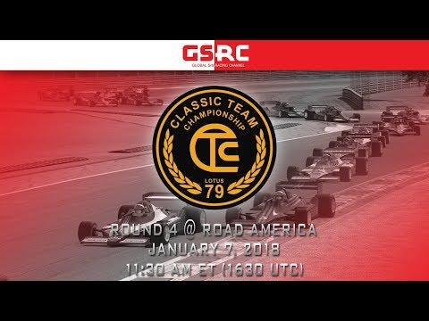 Classic Lotus Grand Prix - 2018 S1 - Round 4 - Road America