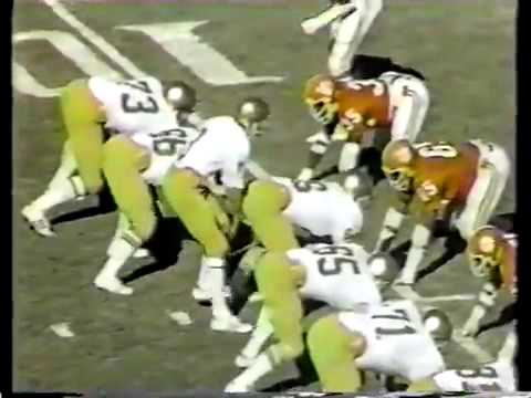 1977 Clemson vs Notre Dame Football Game - YouTube