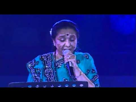 Asha Bhosle Sings Sinhala - Live for the First Time (with Bathiya & Santhush)