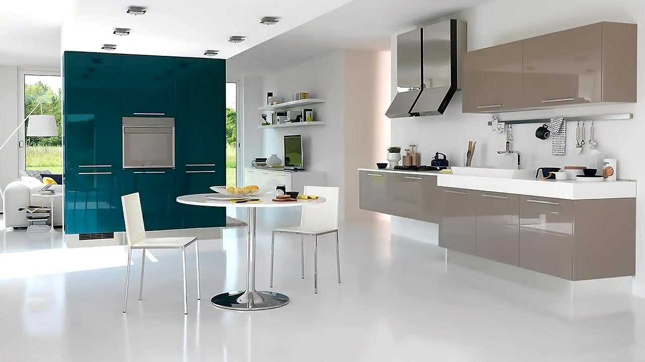 Modern Kitchen Trends 10 - Kitchen Interior - kitchen cabinets, tiles,  sink & decor ideas
