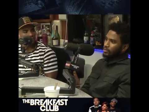 Trey Songz disses August Alsina, Chris Brown, Soulja boy and Nicki Minaj