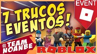 7 Tricks to Win All Roblox Events 2019