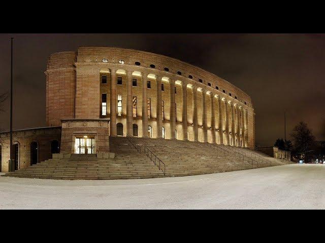 Suuntana Helsinki