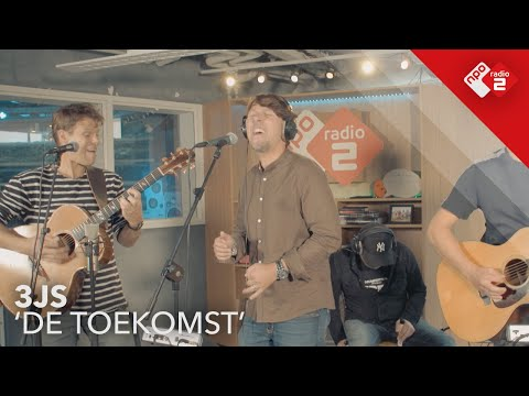 3JS - 'De Toekomst' live @ Jan-Willem Start Op!