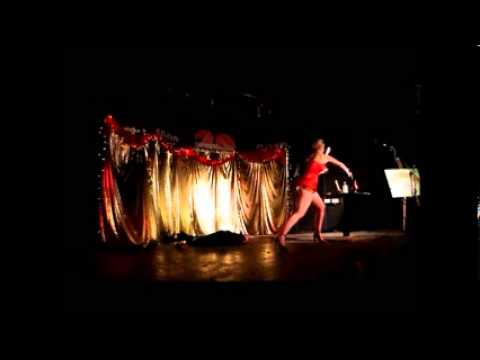 Miss Chantilly Lace Halloween Act @ Flaming Burlesque Show from YouTube · Duration:  4 minutes 42 seconds