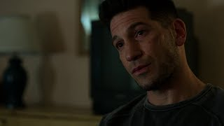 Marvel's Punisher Season 2 Frank and Amy ''It's almost like you were happy for the excuse'' [1080p]