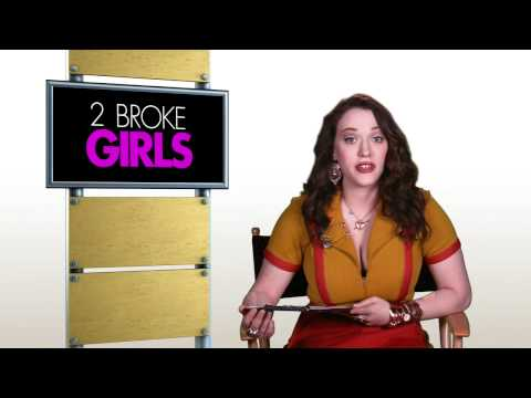 2 Broke Girls - You Ask, They Tell: Kat Dennings