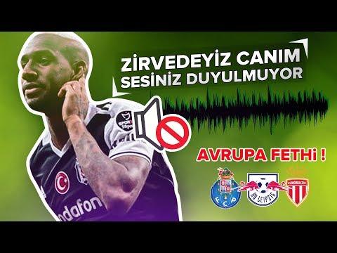 Zirvedeyiz sesiniz duyulmuyor! - Beşiktaş Champions League #WeAreBeşiktaş