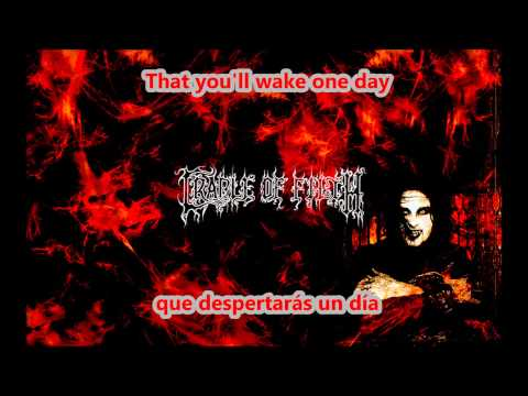 Cradle of filth - Stay (Subtitulos Español Lyrics)