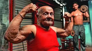 Oldest Bodybuilder in History - Manohar Aich