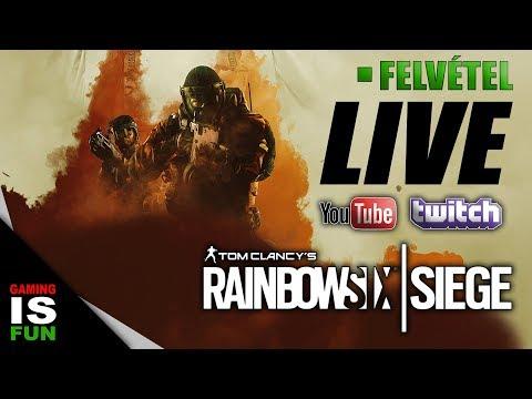 [FELVÉTEL] OPERATION CHIMERA TTS! | Rainbow Six: Siege