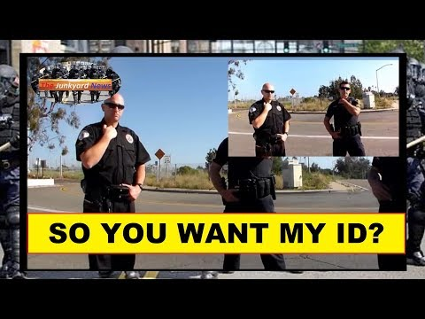 THE FIRST AMENDMENT AUDIT THAT STARTED IT ALL
