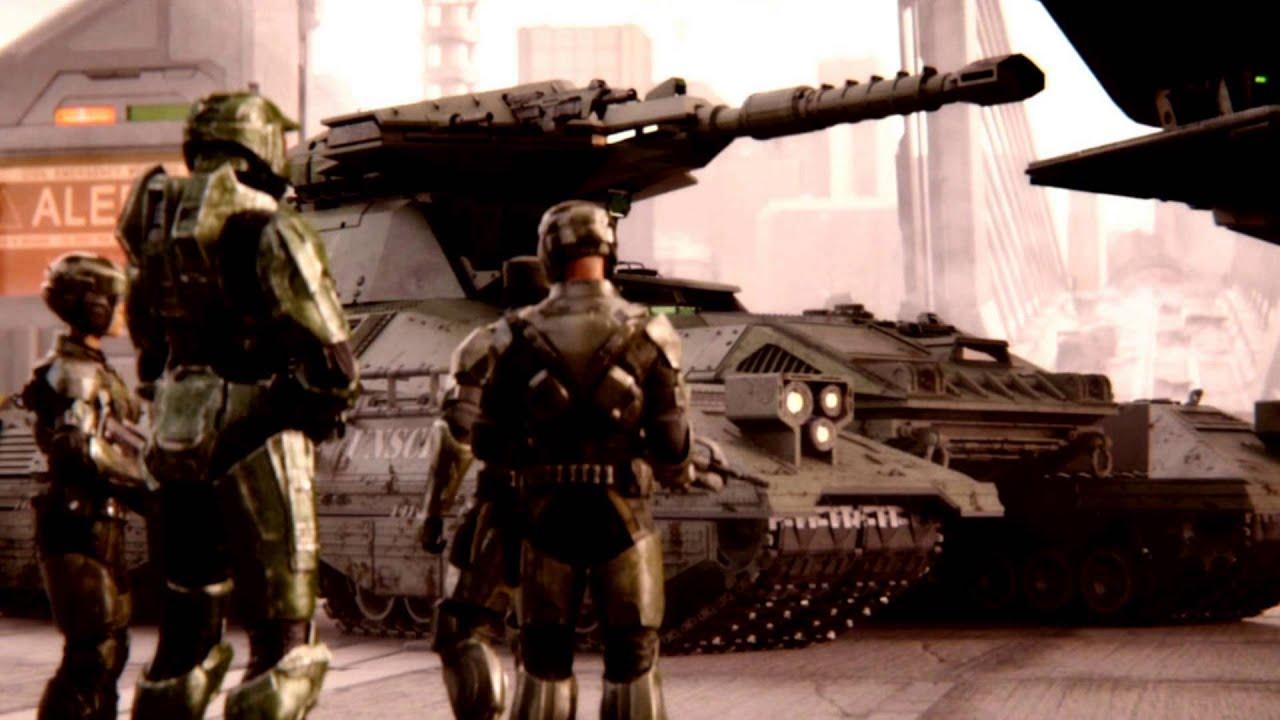 Halo 2 Anniversary OST: Halo Theme Scorpion Mix Remixed