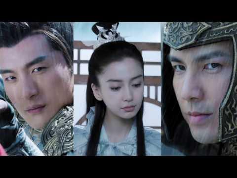 電視劇孤芳不自賞 General and I 第一集 EP01 鍾漢良 Angelababy(楊穎) CROTON MEGAHIT
