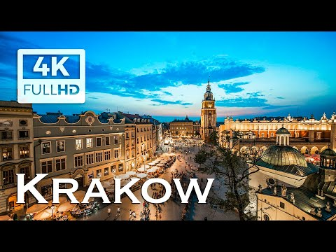 Weekend in KRAKOW, Poland 4K. Captured on IPHONE X | Vacation LAB