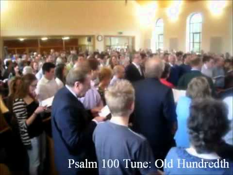 Psalm 100  All People That on Earth Do Dwell A capella