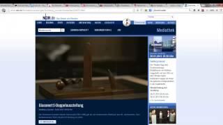 videos mit jDownloader von der NDR Mediathek herunterladen