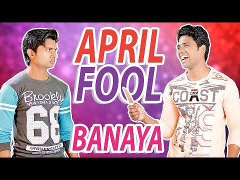April Fool Banaya   Hindi Comedy Video   Pakau TV Channel