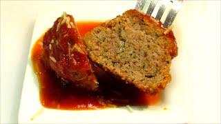 Turkey Meatballs - How To Make Homemade Turkey Meatballs - Meatball Recipe