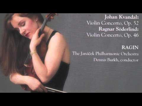Johan Kvandal Violin Concerto, Op. 52,   3. Allegro