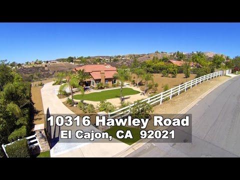 10316 Hawley Road, El Cajon, CA  92021