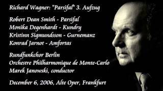 """Wagner: """"Parsifal"""", Act 3 - Janowski / Orchestre Philharmonique de Monte-Carlo"""