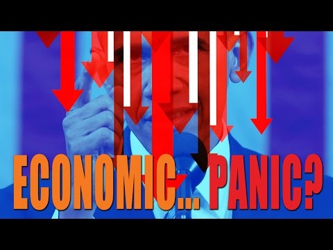"Gerald Celente - Trends In The News - ""Economic Panic? No. ""All Is Well"" Says Obama"" - (1/13/16)"