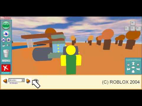Was This Dynablocks or ROBLOX IN 2004?!