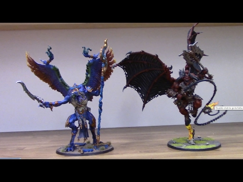 Lord of Change Size Comparison