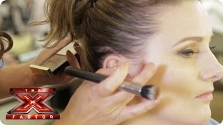 Get Sam Bailey's gorgeous high cheekbones - X Factor Make Up Room - The X Factor UK 2013