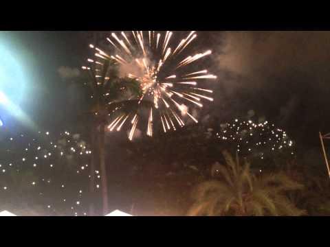 Beautiful Thailand: International Fireworks Display