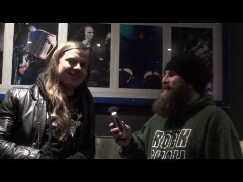 Huntress Interview Jan 2014