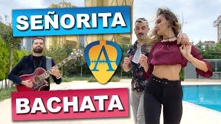 Señorita  Bachata dance  Shawn Mendes  \u0026 Camila Cabello