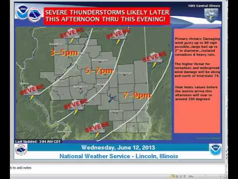 NWS Lincoln - MMB 0612-13