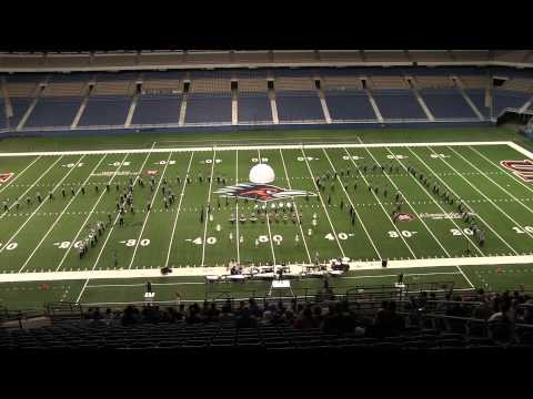 San Antonio Clark High School Band - 2014 UIL 6A State Marching Contest