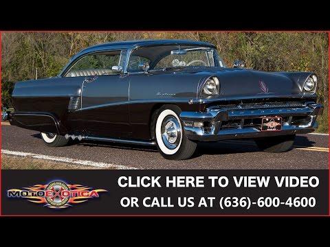 High Quality Custom-Fit! Mercury Monterey 4-Door 1955-1956 CAR COVER