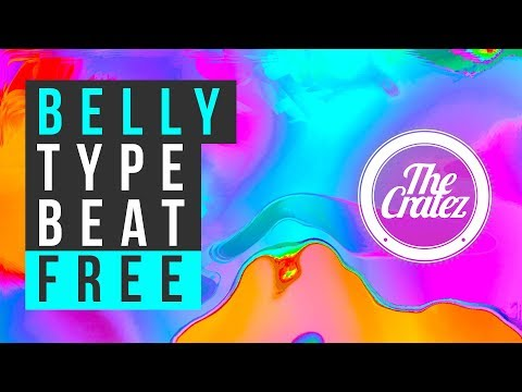 "Belly Type Beat Free 2018 ✘ Instrumental Free Beats Music | ""Blame"" 