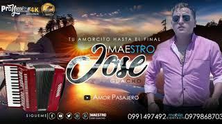MAESTRO JOSE GUACHO TITULADO ((AMOR PASAJERO)) EXITOS 2019 thumbnail