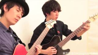 First Love/宇多田ヒカル Guitar Duo Ver. - 麻生洋平+溝口優