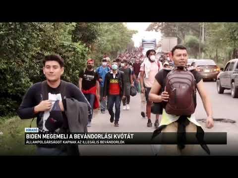Biden megemeli a bevándorlási kvótát thumbnail