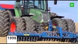 Fendt stufenloses Getriebe Vario - ein Meilenstein der Landtechnik