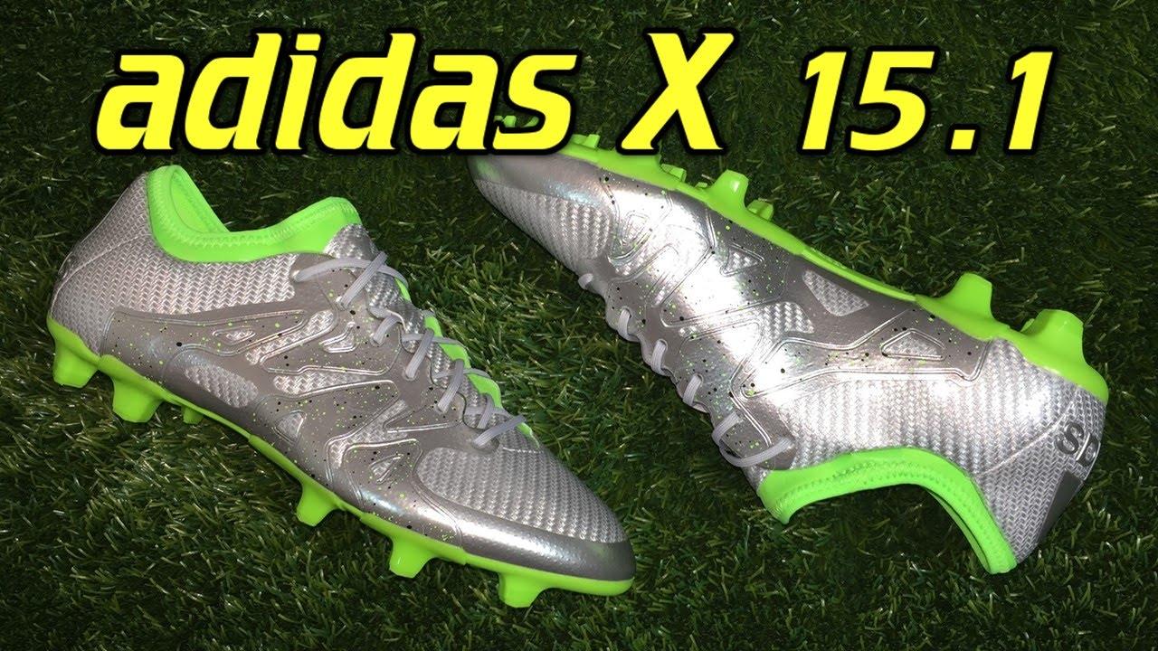 Adidas X 15.1 Eskolaite Review + On Feet
