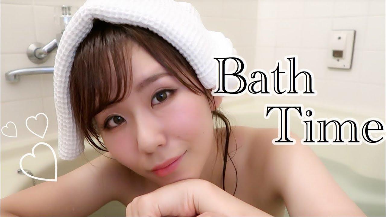 【初公開】お風呂美容♡バスタイムルーティン!ヘアケア、スキンケアグッズなど女子力アップ法をたくさん紹介します♡ 【Bath time routine】
