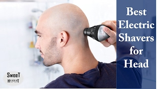 The 5 Best Electric Shaver For Head - Electric Shaver