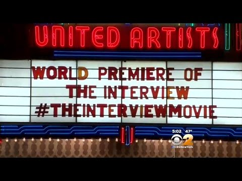 Sony Announces Online Streaming Of 'The Interview'