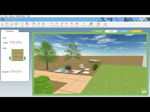 How To Use The New 3d View In Garden Planner