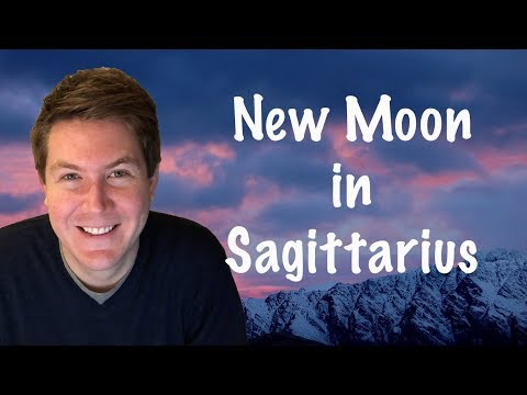New Moon in Sagittarius December 18, 2017 | Gregory Scott Astrology