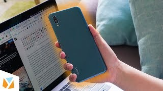 Huawei Y6 Pro 2019 Unboxing, Hands-On