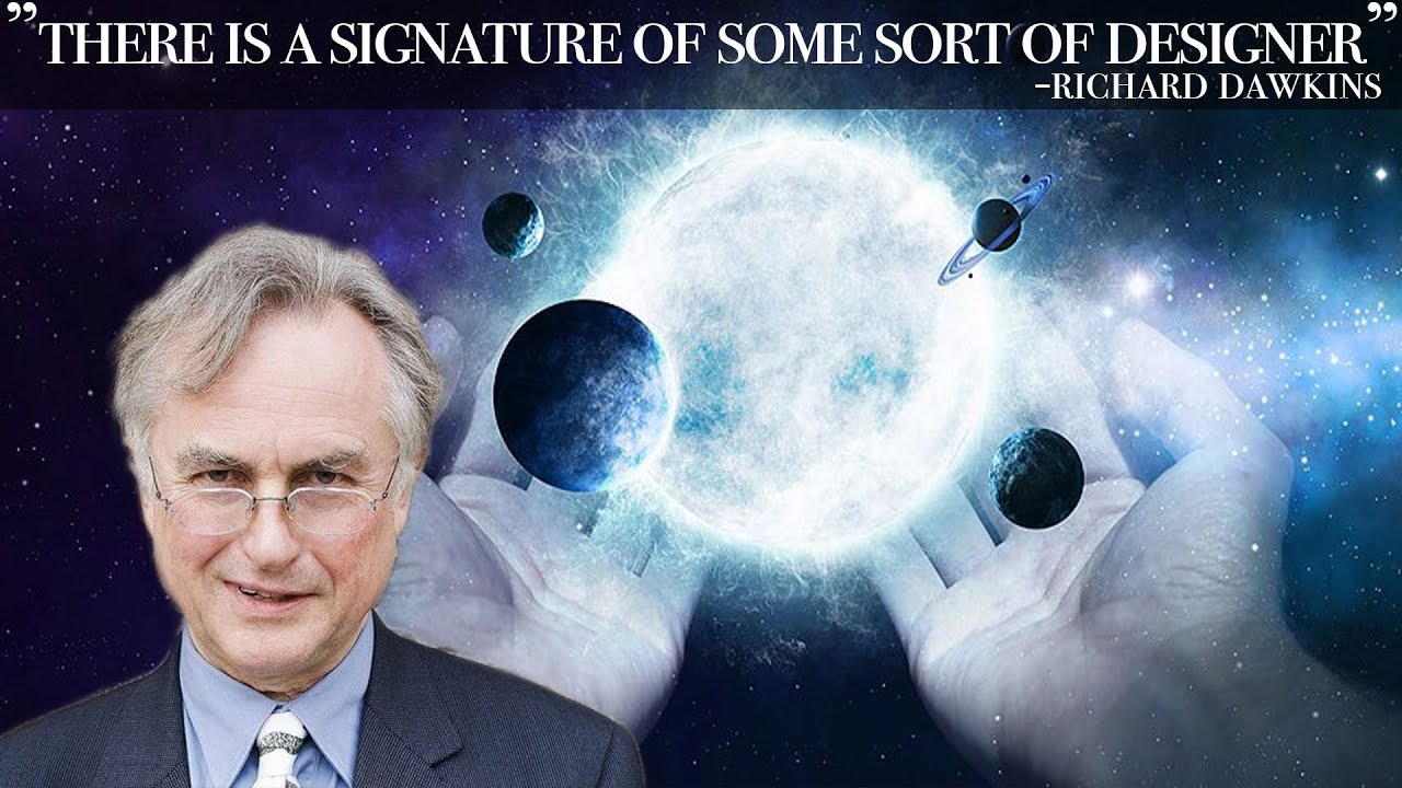 High Profile Atheist Richard Dawkins Confirms Intelligent Design