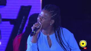 Marion Hall - Formerly Lady Saw Gives Soul Saving Performance @ Rebel Salute